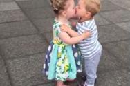 Παιδιά σε στιγμές άφθονου γέλιου (video)