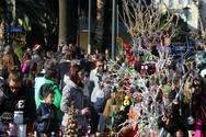 Πάτρα: Ψώνιζαν κυρίως σε είδη διατροφής - Οι αγορές των Χριστουγέννων άλλαξαν ύφος
