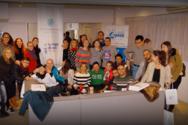 Πάτρα: Η Κίνηση Φοιτητών για την Ευρώπη φιλοξένησε στις γιορτές 23 νέους