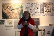 Πρόσφυγες επισκέφθηκαν το Αρχαιολογικό Μουσείο λόγω της βόμβας στο Κορδελιό (pics)