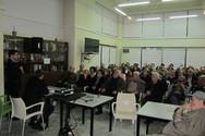 Ολοκληρώθηκαν οι ενημερωτικές διαλέξεις της Αστυνομίας στα ΚΑΠΗ της Πάτρας (pics)