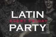 Latin Party at Cinema Cafe