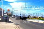 Πάτρα: Σκηνές Φαρ Ουέστ στην περιοχή της Λεύκας - Βγήκαν όπλα στην μέση του δρόμου!