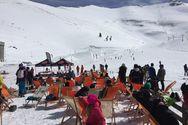 Καλάβρυτα: Αυξημένη φέτος η επισκεψιμότητα στο Χιονοδρομικό Κέντρο (pics+video)