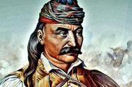 Σαν σήμερα 22 Μαρτίου ο Θεόδωρος Κολοκοτρώνης με 2.000 άνδρες καταλαμβάνει τους λόφους της Καλαμάτας