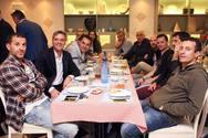 Το δείπνο των πρωταθλητών στην Πάτρα - Ποιους είδαμε από την