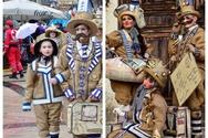 Πατρινό Καρναβάλι 2017 - Πήραν πίσω το βραβείο από το πλήρωμα που 'αντέγραψε' την Βενετία!