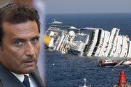 Ιταλία - 16 χρόνια φυλακή για τον κυβερνήτη του Costa Concordia