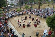 'Σεργιάνι' στην ελληνική παράδοση στον κήπο του Σκαγιοπουλείου Πάτρας! (φωτο)