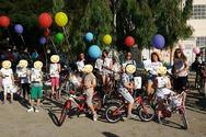 Πάτρα: Δείτε νέες φωτογραφίες από την ποδηλατάδα που πραγματοποιήθηκε στα Βραχναίικα!