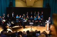 Η Χορωδία του Πανεπιστημίου Πατρών στην παράσταση - αφιέρωμα για τον Μίκη Θεοδωράκη!