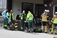 Στοκχόλμη: Αυτοκίνητο έπεσε πάνω σε πεζούς