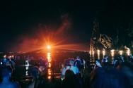 Χιλιάδες επισκέπτες ξεφάντωσαν μέχρι το πρωί στο Limnopoula Beach Party! (φωτο+video)