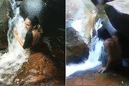 Βράχος που καταπίνει όποιον πέσει στο νερό έχει γίνει ο απόλυτος προορισμός στην Βραζιλία