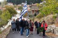 Μια διαφορετική παρέλαση στα Κρυονέρια της ορεινής Ναυπακτίας (video)