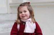 Με… στυλ η πριγκίπισσα Σάρλοτ πρώτη ημέρα στο σχολείο! (φωτο)
