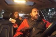 Ελένη Φουρέιρα: Την κατέβασαν από ταξί στο Los Angeles γιατί άρχισε να τραγουδά (video)