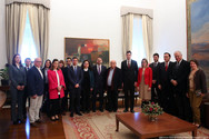 Βούτσης: Συναντήθηκε με τους υποψήφιους Ακόλουθους Πρεσβείας
