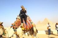Το αφιέρωμα αιγυπτιακού περιοδικού στην Αιγιώτισσα, Μαρία Ψηλού! (φωτο)