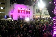 Ξεκίνησε η τελετή έναρξης του Πατρινού Καρναβαλιού - Κόσμος στην πλατεία Γεωργίου (pics)