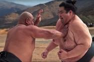 Οι κραδασμοί όταν συγκρούονται αθλητές σούμο 200+ κιλών (video)