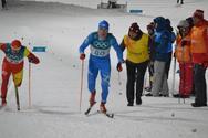 Χιονοδρομία: Καλή η εμφάνιση του Απόστολου Αγγέλη