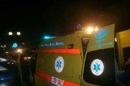 Σοβαρό τροχαίο στην Πάτρα - Ι.Χ. συγκρούστηκε με δίκυκλο