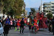 Με γοργόνες και μάγκες, Μπόλιγουντ και Αρκουδιάρη το καρναβάλι της Καισαριανής