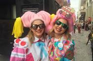 Γνωστοί Πατρινοί στις παρελάσεις του Καρναβαλιού! (pics)