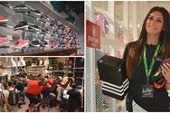 Πάτρα: BAAZAR αθλητικών έως -50%! στο κατάστημα Cosmos Sport!
