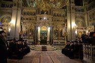 Πάτρα: Πλήθος πιστών στον Κατανυκτικό Εσπερινό στην Παντάνασσα (pics)