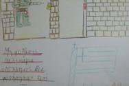 «Μη φοβάστε παλικάρια» - Παιδιά γράφουν στους Έλληνες στρατιωτικούς (φωτο)