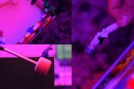 Μια ηλεκτρική κιθάρα, ένα τύμπανο και ένα μπάσο φτιαγμένα από... lego (video)