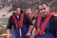 Άναψαν τα αίματα στο Masterchef (video)