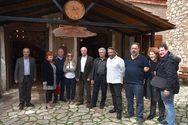 Ένα διήμερο γεμάτο εικόνες και μουσική προσέφεραν στην Πάτρα τα μέλη του Δήμου Ικαρίας! (pics)