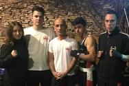 Fight Club Patras - Πυγμαχικό σπάρινγκ για τον μαχητικό σύλλογο της Πάτρας!