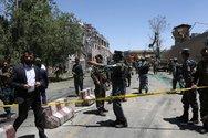 Καμικάζι αυτοκτονίας ανατινάχτηκε σε τέμενος στην Καμπούλ