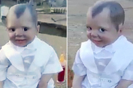 Τρομακτική κούκλα ακολουθεί την κάμερα με τα μάτια (video)