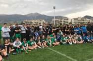 Πάτρα: Με επιτυχία διεξήχθη το τουρνουά rugby (pics)