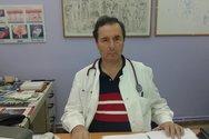 Καλάβρυτα: Αναγνώριση για τον γιατρό Νίκο Ραζή