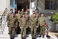 Επίσκεψη Αρχηγού ΓΕΣ σε Μονάδες Υποστήριξης Στρατού (pics)