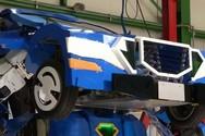 Κατασκευάστηκε το πρώτο αυτοκίνητο με επιβάτες που μεταμορφώνεται σε ρομπότ (video)