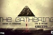 The Gathering live at Ghetto