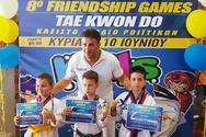 Πολύτιμες εμπειρίες για τους μικρούς αθλητές του Fight Club Patras