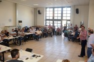 Πάτρα: Ο Δήμαρχος πραγματοποίησε συναντήσεις με εργαζομένους