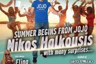 Grand Opening - Dj Nikos Halkousis at Jojo Cafe