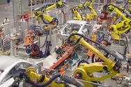 Νέο ρεκόρ των βιομηχανικών ρομπότ το 2017