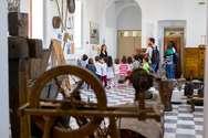 Πάτρα - Περισσότεροι από 1.700 μαθητές, ξεναγήθηκαν στο Μουσείο Λαϊκής Τέχνης (φωτο)