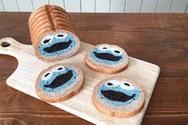 Ψωμιά που κρύβουν διασκεδαστικούς χαρακτήρες στο εσωτερικό τους (φωτο)