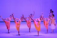 Πάτρα: Μαγεία εικόνας και κίνησης στην παράσταση της Ακαδημίας Χορού (pics)